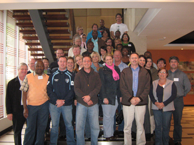 Cape Town STSM Workshop Group