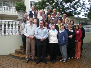 Durban STSM 8 Workshop Group