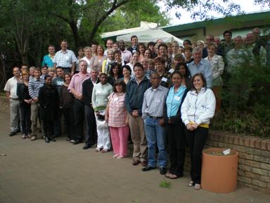 Johannesburg STSM 8 Workshop Group