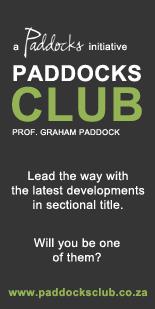Paddocks Club banner