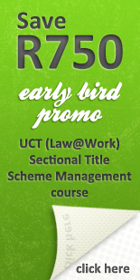 Early bird promotion - Save R750