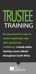 Trustee training course
