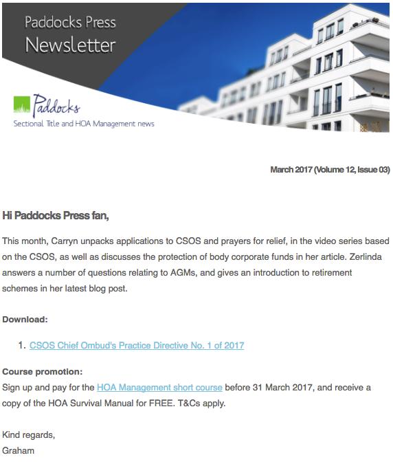 paddocks_press_newsletter_march_2017
